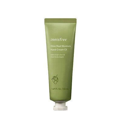 Innisfree Olive Real Moisture Hand Cream EX 50ml Renewal