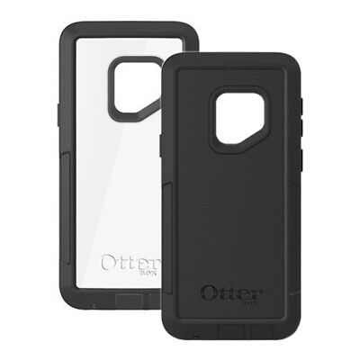 OtterBox PURSUIT Series Rugged Phone Case For Samsung Galaxy s9 Black or Clear