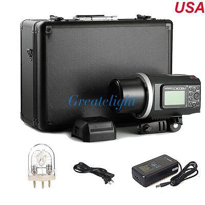 Us Godox Outdoor Ad600bm Flash Strobe Bowens 1 8000 For Sony Nikon Canon   Case