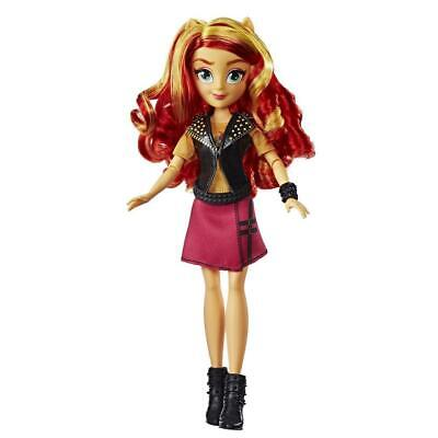 My Little Pony Equestria Girls Sunset Shimmer Classic Style Doll](Pony Girls)