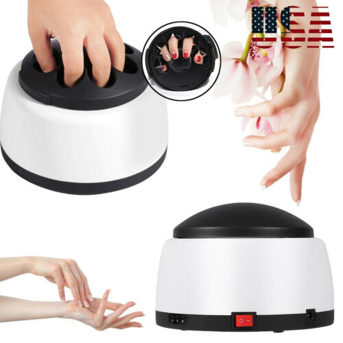 Professional Nail Electric Steam off UV Gel Polish Removal M