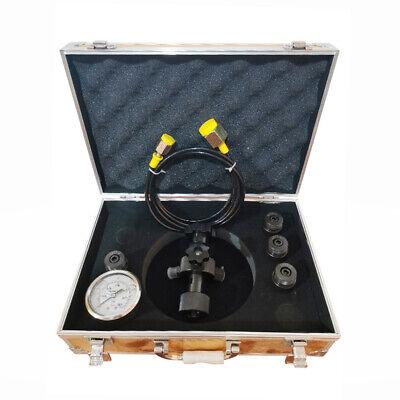 Gas Valve Test Set Hydraulic Accumulator Nitrogen Charging Filling Kit Protable
