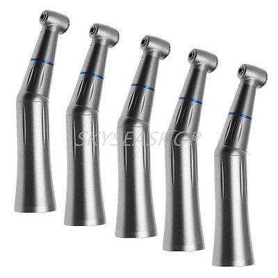 5 Skysea Dental Low Speed Contra Angle Handpiece E-type Inner Water Fit Kavo Sp