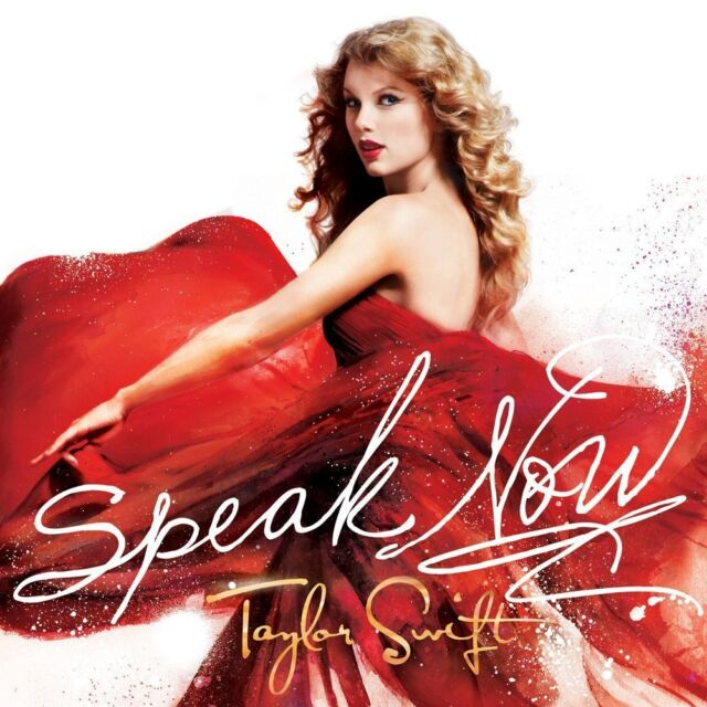 Taylor Swift Speak Now Deluxe Edition Extra Tracks CD (2 Discs) New