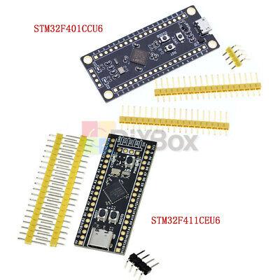 Stm32f401ccu6 Stm32f411ceu6 Core Development Board Minimum System For Arduino