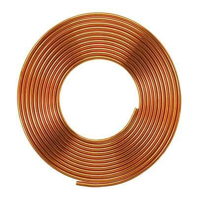 Everbilt 12 In. O.d. X 50 Ft. Copper Refrigeration Tubing