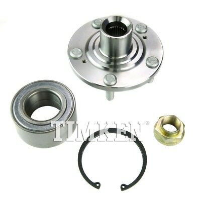Wheel Bearing and Hub Assembly-FWD Front Timken HA590502
