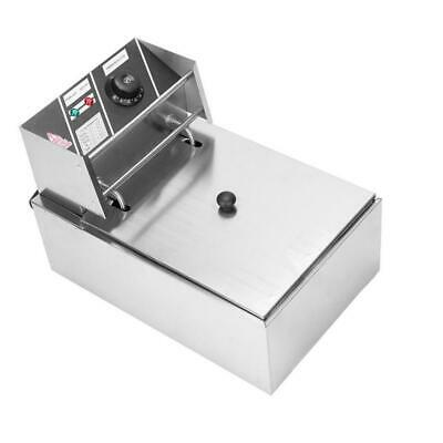 Countertop 2500w Electric Commercial Deep Fryer For Home