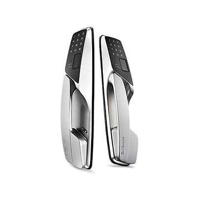 Gateman A200-FH Electric Digital Smart Door Lock Push Pull Safe Hook Big Handle