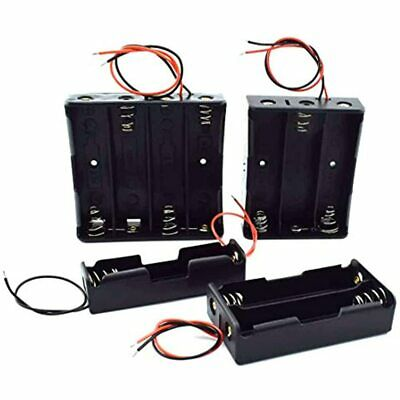 4-pack 1234 X Aa Battery Holder With Wire Leads 1.534.56 Volt
