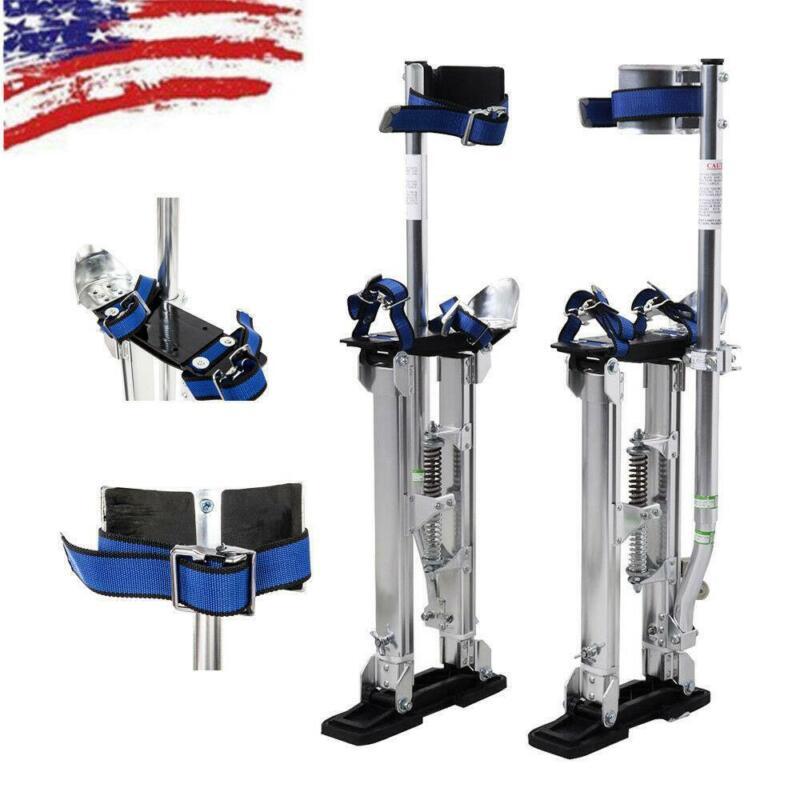 Drywall Stilts Aluminum Tool Stilt 15- 23 Inch For Taping Painting Painter NEW