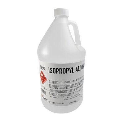 Isopropyl Alcohol - 99.5 - 1 Gallon - Fast Shipping