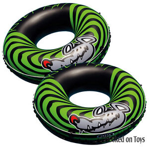 Intex-Two-2pk-River-Rat-Tubes-47-Inflatable-Water-or-Pool-Floats-68209