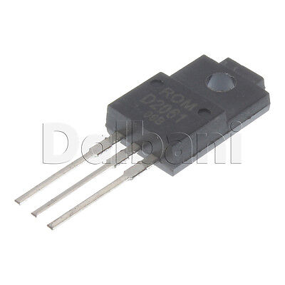 2sd2061 Generic Silicon Npn Power Transistor D2061