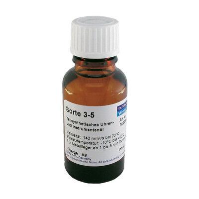 Dr. Tillwich Uhrenöl Sorte 3-5 Uhren- und Instrumentenöl für Zapfenlager TK2235
