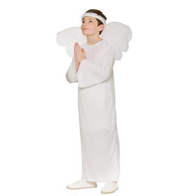 Boys Angel Gabriel Costume (ANGEL GABRIEL BOYS FANCY DRESS NATIVITY)