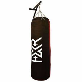 (NEW) FXR SPORTS CANVAS FILLED PUNCHBAG PUNCH BAG KICK BAG BRACKET CHAINS 3FT 4FT 5FT