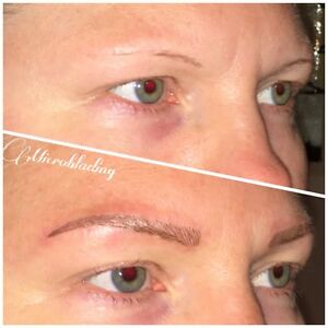 MICROBLADING EYEBROWS ($279 holiday special) Kitchener / Waterloo Kitchener Area image 2