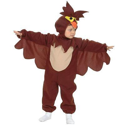 �m Childs #DE (Kleinkind Owl Kostüm)