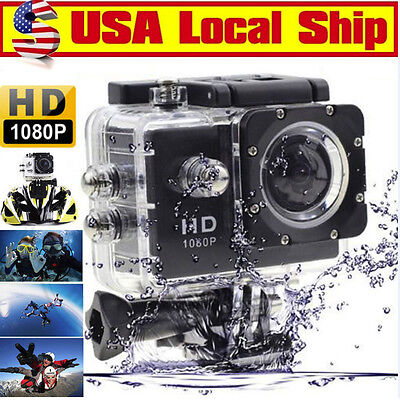 SJ5000 ULTRA HD WATERPROOF EXTREM SPORTS CAMERA DV VIDEO ACTION CAMCORDER GIFT