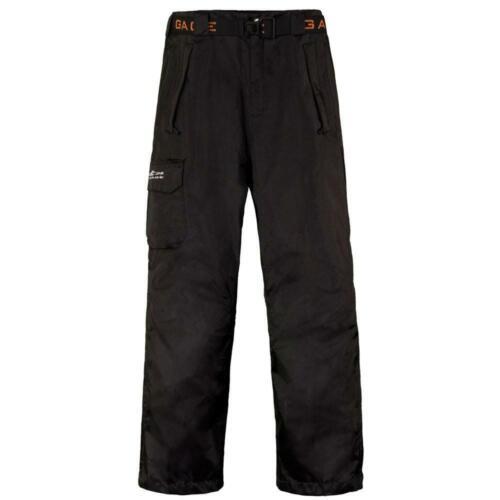 Black Grundens Weather Watch Waterproof Sport Fishing Rain Pants Trousers Gage
