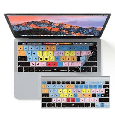 Avid Media Composer Keyboard Cover Skin for MacBook Pro and iMac by Editors Keys Media Composer Key