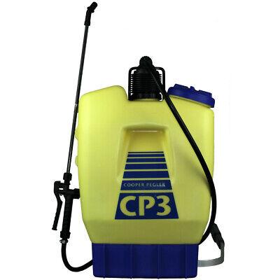 Cooper Pegler CP3 2000 20L Piston Pump Knapsack Professional weed killer sprayer