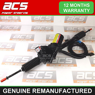 CITROEN C2 ELECTRIC POWER STEERING RACK MOTOR PUMP 2003 TO 2010 - RECONDITIONED