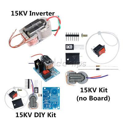 15kv High Frequency Inverter Generator High Voltage Coil Boost Converter Diy Kit