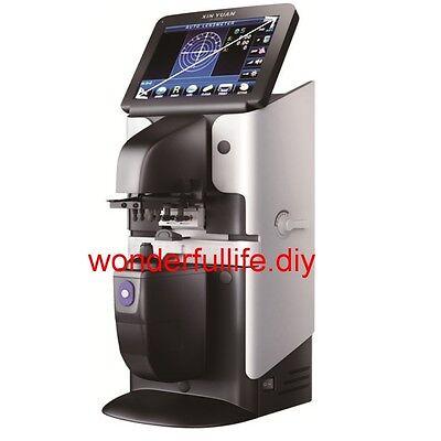 7 Big Touch Screen Optical Digital Auto Lensmeter Lensometer Pd Uv Printer