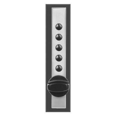 Kaba Ilco 31nh31 Simplex C960226d41 Mechanical Lock Satin Chrome 5 Button
