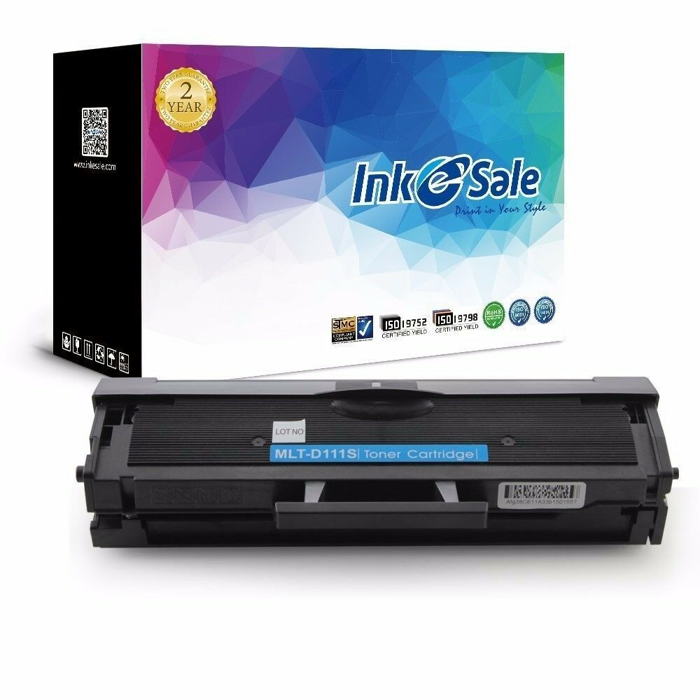 Toner Cartridge Samsung MLT-D111S Xpress M2070 M2070W M2020W M2020 M2022 M2022W M2078W SM2026 M2026W