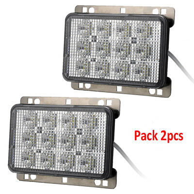 2pcs Agricultural Led Tractor Lights For Case Ih 3088 3288 3488 3688 5088 5288