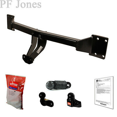 Witter Towbar for Toyota Hilux Pickup 2016 Onwards Fixed Flange Tow Bar
