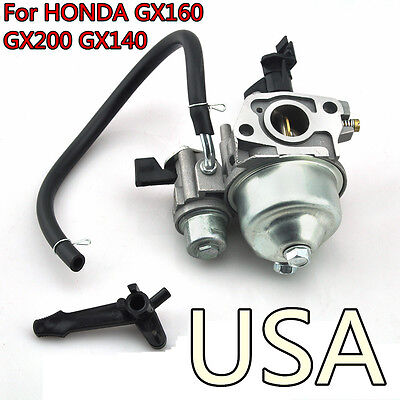 Brand New   Carburetor Carb For Honda Gx160 5 5Hp Gx200 Usa