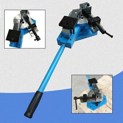 Sbg-40 Universal Bender High Capacity Cast-iron Hot Cold Metal Bar Bender