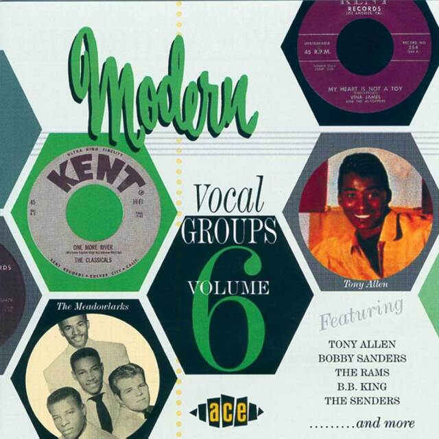 Modern Vocal Groups Vol 6 (CDCHD 817)