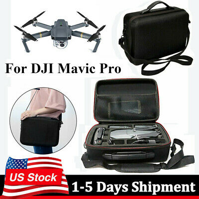 Portable Drone Shoulder Bag Case Backpack Storage Box Package for DJI Mavic Pro