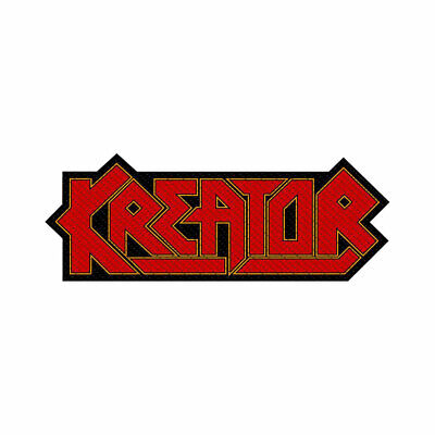Kreator - Logo Cut-Out - Standard - Cut Out Kostüm