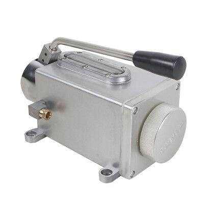 Hand Pump Lubricator Lubricating Oil Pump Punching Milling Machine Easy Use