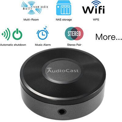 M5 Kabellos WIFI Audiocast Airplay DLNA HiFi Music Box Streaming Empfänger WLAN Audio-streaming