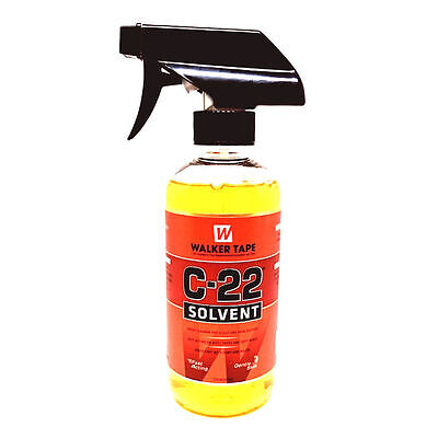 C22 Citrus Solvent Adhesive Tape Glue Remover Hair Extension Lace Wig Toupee 12O