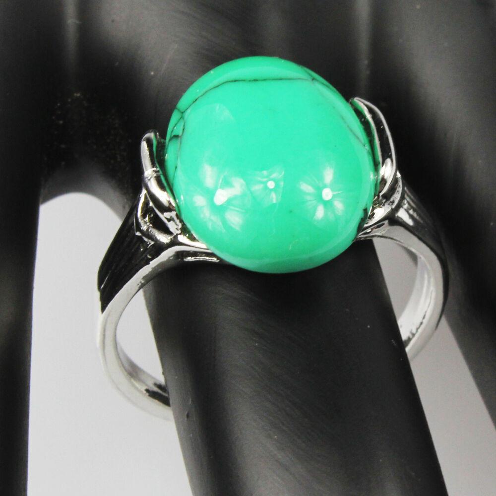 turquoise gemstone fashion jewelry 925 silver