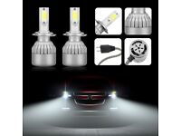 H1 H4 H7 H11 110W 20000LM LED Headlight Conversion Kit