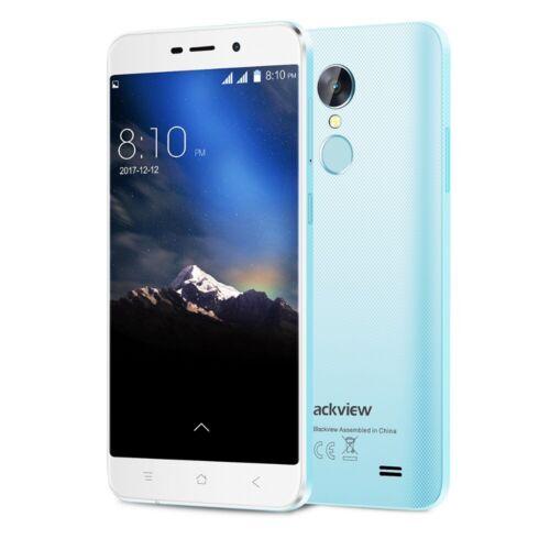 """5"""" Blackview A10 Handy 2GB RAM 16GB ROM Fingerprint Smartphone MT6580A Quad Core"""