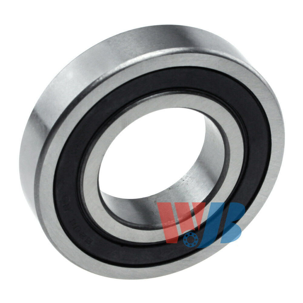 WJB RB6204-RS Rear Outer Wheel Bearing