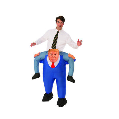 Adult Inflatable Presidential Piggyback Halloween Costume](Piggyback Halloween Costume)