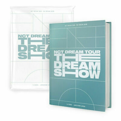 NCT DREAM TOUR THE DREAM SHOW Photobook & Live Album + Tracking number
