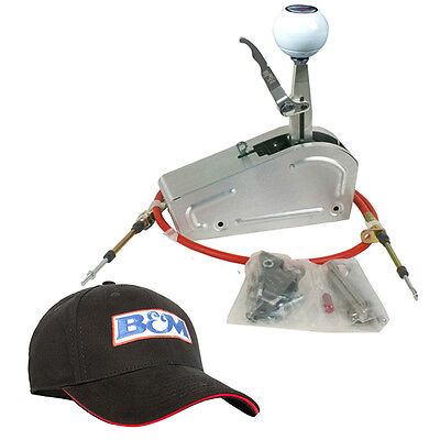 B&M 80704 Pro Stick Powerglide PG 2 Speed Race Shifter + Hat OFFER $250 -