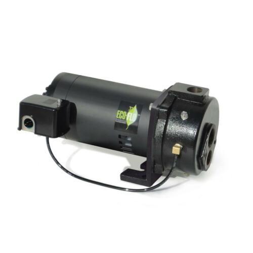ECO FLO 1/2 HP Convertible Deep Well Jet Pump